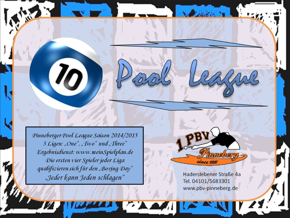 Poster_Pool_League